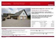 Salgsopstilling for KGY0376 - RobinHus-mægler Sif Bjerregaard. Køb