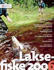 Trykk her for brosjyren (PDF 5,74 MB) - Norske Lakseelver