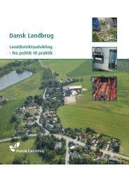 Dansk Landbrug - LandbrugsInfo