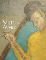 MILTON AVERY MILTON AVERY - Miriam Shiell Fine Art