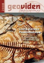 Livets historie Phanerozoikum - Geocenter København