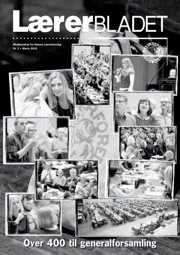 LærerBLADET - Danmarks Lærerforening - kreds 82