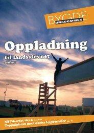 til landsstevnet - Norges Bygdeungdomslag