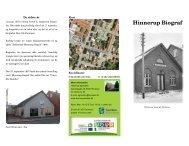 Hinnerup Biograf - Favrskov Kommune
