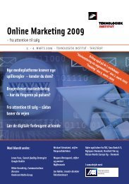 Online Marketing 2009 - IAA