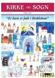 Kirkeblad 1208:Kirkeblad 0307 - Nørre Aaby Kirkes