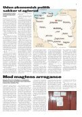 ØSTUDVIDELSEN a/s - Fagligt Ansvar - Page 7