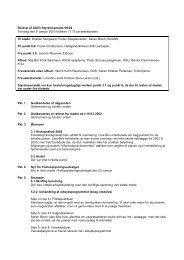 Referat af ÅUFs Styrelsesmøde 09/02 Torsdag den 9. januar 2003 ...