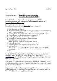 Ejerforeningen ANPA Marts 2012 Til medlemmerne: Indkaldelse til ...