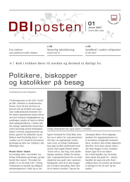 DOwNLOAD - Dansk Bibel-Institut