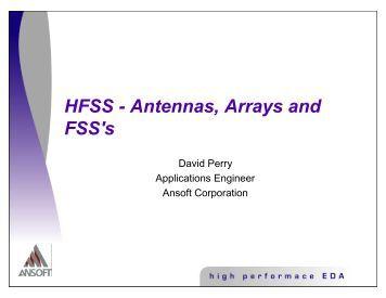 Ansoft Hfss v9 2