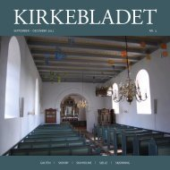 Kirkebladet 3, sep – dec - Skovbykirke