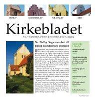Nr. Dalby Sogn overført til Borup-Kimmerslev Pastorat - Ejby Kirke