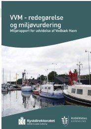 Miljørapport - Vedbæk havn