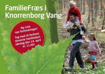 FamilieFræs i Knorrenborg Vang - Oplevelser - Fredensborg ...