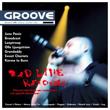 ReD LINE - Groove