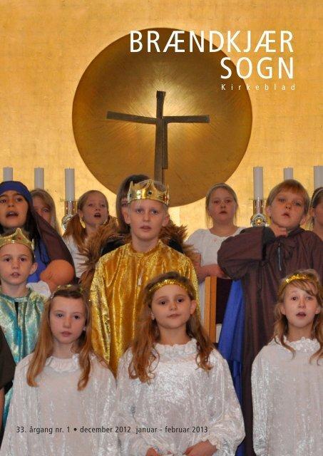 Kirkeblad december 2012 - Brændkjærkirken