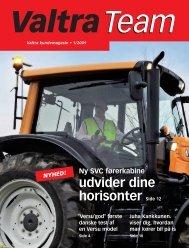 Ny SVC førerkabine udvider dine horisonter Side 12 - Valtra