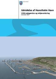 Udvidelse af Hanstholm Havn