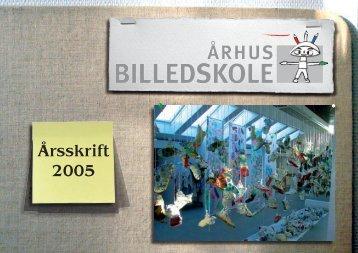 Årsskrift for Århus Billedskole - Anders Hein