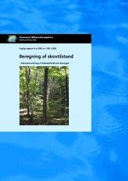 Beregning af skovtilstand