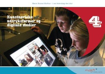 [pdf] Kapitel 4: Kunstneriske udtryksformer og digitale medier
