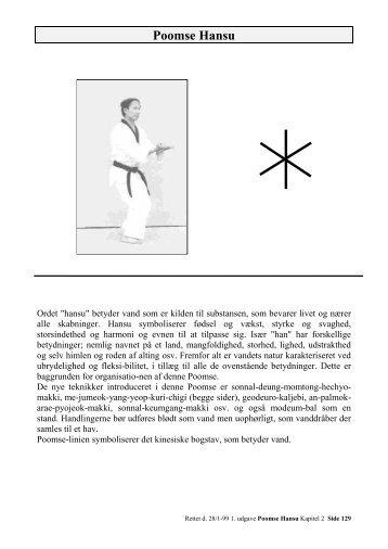 P8 Poomse Hansu 8. Dan - Esbjerg Taekwondo Klub