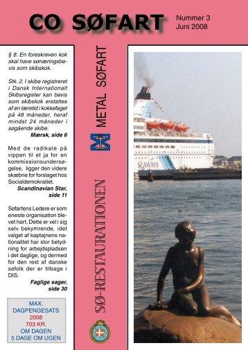 Fagblad 3-2008 - CO-SEA