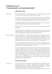 """Praktisk brug af """"Førsteindsats ved kemikalieuheld"""" - Information om ..."""