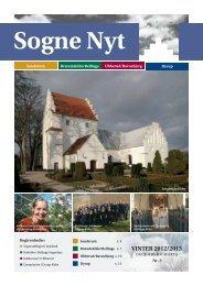 Sognenyt vinter 2012/2013 - Dyrup kirke