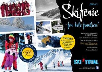 Hent PDF fil. - Ski Total
