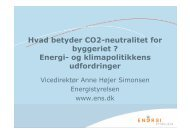 Energistyrelsen, Anne Højer Simonsen - Bygherreforeningen