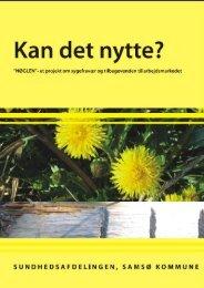 Evalueringsrapport Nøglen (pdf 3 MB) - Aarhus.dk