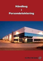 Håndbog i Persondetektering - Vanpée & Westerberg