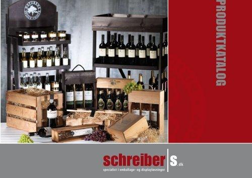 PRODUKTKATALOG - Schreibers