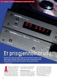 CDT/DA100 Fidelity 50 - Andervik Audio