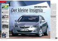 DER NEUE ASTRA - Autohaus Kussmaul