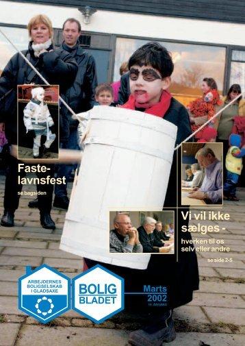 Vi vil ikke sælges - Arbejdernes Boligselskab i Gladsaxe