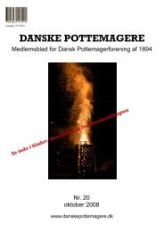 2008 - Medlemsblad nr. 20 - Pottemagere | Keramiker