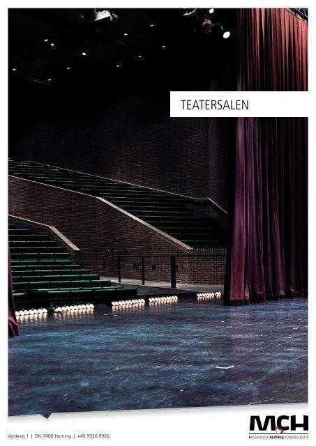 Hent brochure om Teatersalen - MCH