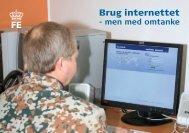 Brug internettet med omtanke - Krigeren