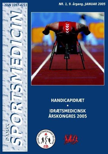 Nr. 1/05 samlet - Dansk Sportsmedicin