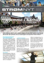 Hjemme i Aarhus - Strøm Hansen A/S
