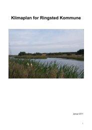 Klimaplan for Ringsted kommune