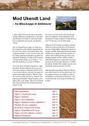 Mod Ukendt Land - 1,7 MB - Tycho Brahe Planetarium