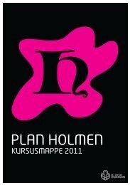 PLAN HOLMEN