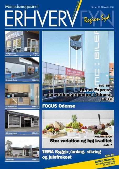 Oktober 2011 - Velkommen til Erhverv Fyn