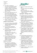 Almindelige Forsikringsbetingelser for Skandia Bonuspension - Page 3