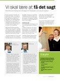 Flow, feedback og patientkommunikation - Bispebjerg Hospital - Page 7