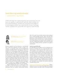 Små barn og samlivsbrudd – symptomer og tiltak - Universitetet i ...